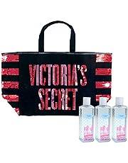 Victoria's Secret Gift Set Tease Dreamer Mist & Tote Bag 4 Piece Combo