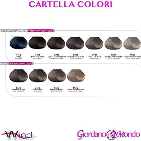 Tintura Per Capelli Professionale Colorazione In Crema 100