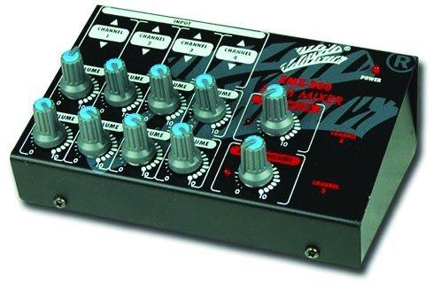 ZE-Zebra Zebra Dual Channel Mini Mixer