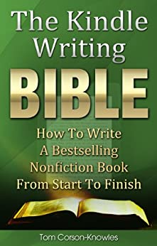 how to write a nonfiction book