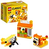 Lego Orange Creativity Box, Multi Color