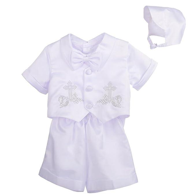 bb38e6157 Lito Angels - Ropa de Bautizo - para bebé niño: Amazon.es: Ropa y accesorios