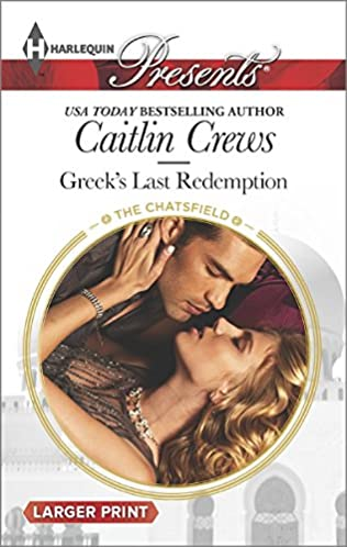 book cover of Greek\'s Last Redemption