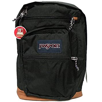 Amazon.com: JanSport Classic COOL STUDENT BACKPACK - BLACK: Sports ...