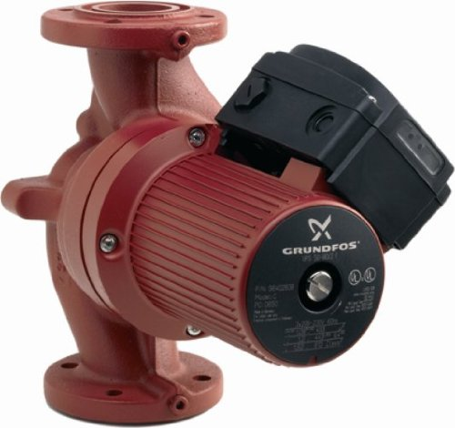 Grundfos 96402730 Water Lubricated Circulating Pump by Grundfos