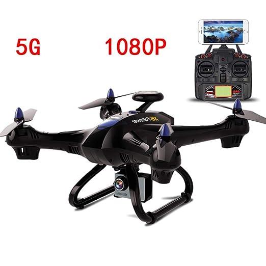 ERKEJI Drone Control Remoto Quadcopter Presión de Aire Altura Fija ...