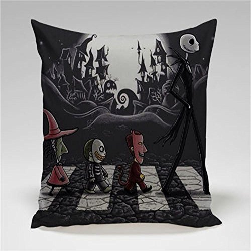 damuyas nightmare before christmas the beatles pillow case nightmare b4 christmas christmas home decor olivia decor decor for your home and office