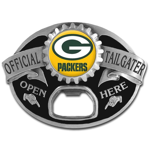 NFL Green Bay Packers Tailgater Buckle