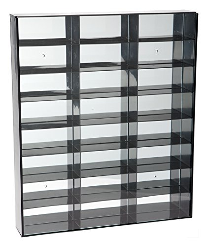 Protech AFSBM Wall Display Case fits 24 3″ – 4″ Action Figures