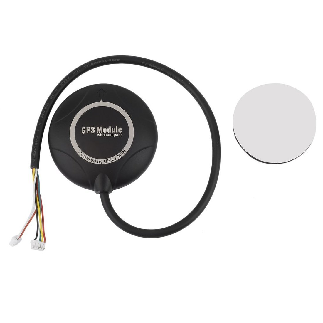 1pcs OCDAY NEO-M8N Flight Controller GPS Module with On-board Compass M8 Engine PX4 Pixhawk TR For OCDAY Drone GPS Formulaone