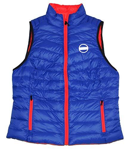 (Ralph Lauren Active Women's Reversible Jacket Vest Medium M Blue/Orange)