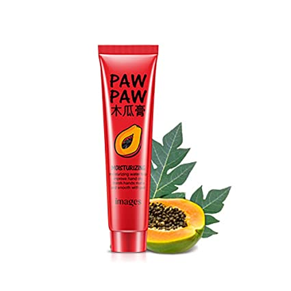 Pure Moisturizing Papaya Ointment for Chapped Lips, Minor Burns, Sunburn, Cuts, Insect Bites and Diaper Rash 30g