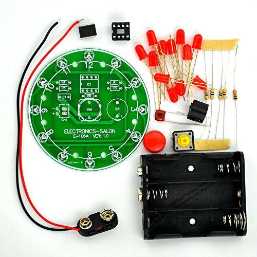 Electronics Salon Position Electronic Rotary PIC12F508