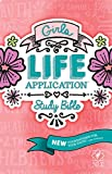 img - for Girls Life Application Study Bible NLT book / textbook / text book