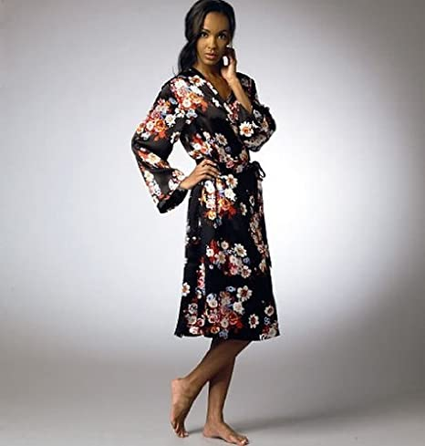 Vogue Patterns V9015 E5 - Patrones de costura para batas y camisones (tallas 14-22): Amazon.es: Hogar