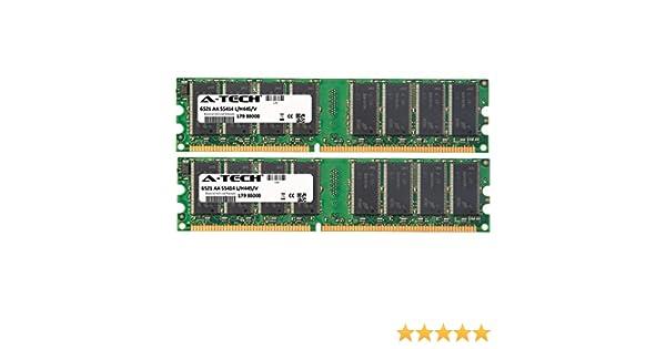 1GB DIMM EMachines T2341 T2385 T2460 T2482 T2484 T2542 T2596 T2605 Ram Memory