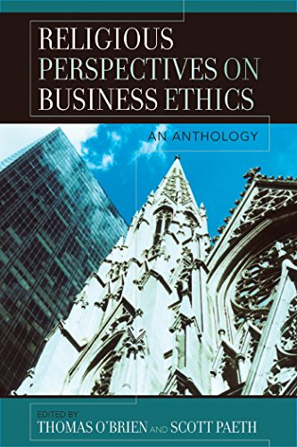ethics and organizations parker martin