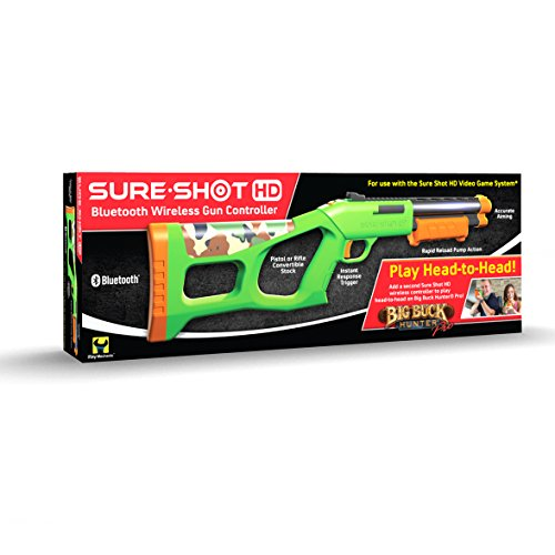 Sure Shot HD Bluetooth® Wireless Gun - Gun Wireless