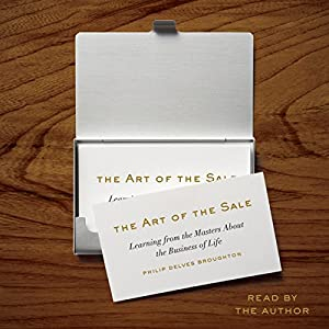 The Art of the Sale Audiobook
