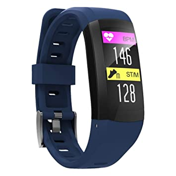 OOLIFENG Reloj Running con GPS, Fitness Reloj Inteligente con ...