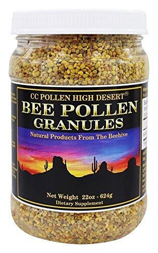 Cc Pollen Pollen Granules Jar, 22 OZ by CC Pollen (Granules Pollen Cc Pollen)
