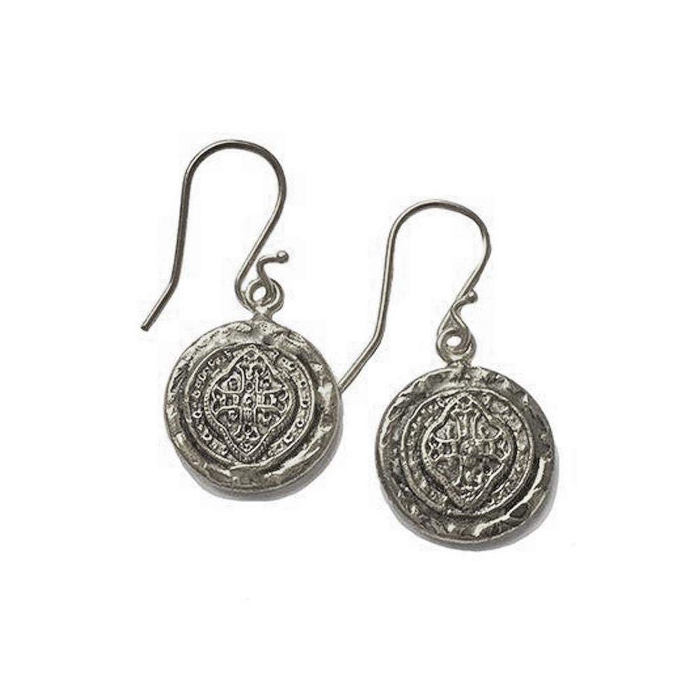 Mini Cathedral Hook Earrings