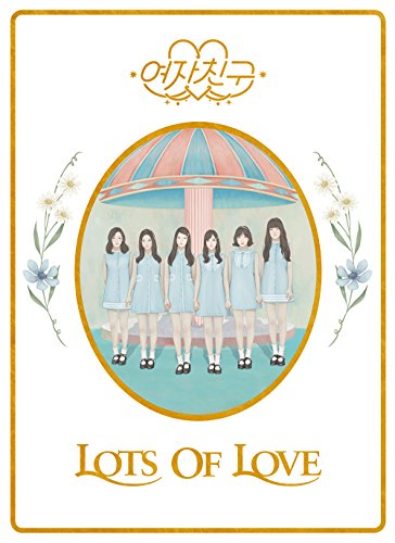 G-FRIEND GFRIEND - LOL~Lots Of Love ver.~ (1st Album) CD with Poster Extra Photocards Set