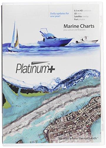 Navionics Platinum Plus Mexico/Central America on SD/MicroSD