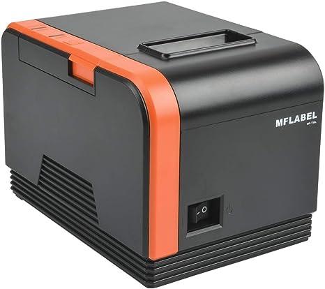 Amazon.com: MFLABEL - Impresora profesional con receptor ...
