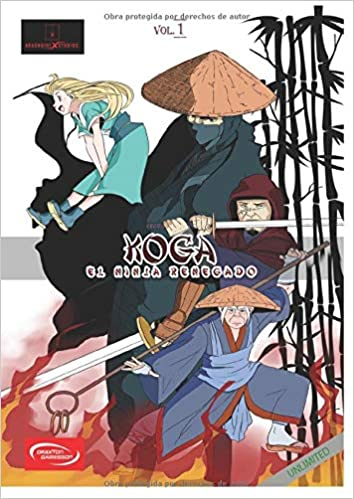 KOGA: El Ninja Renegado (Spanish Edition): Braxton ...