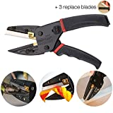 Gagget Tool,3 in 1 Power Cutting Tool With Built-In Wire Cutter Utility Knife, As Seen on TV