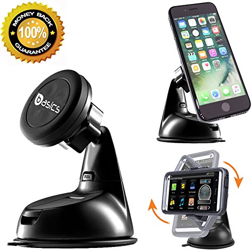 AccessoryBasics Universal Smart Phone Dashboard & Windshield