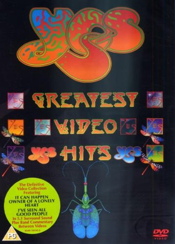 UPC 603497019229, Yes: Greatest Video Hits