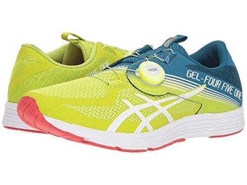 [asics(アシックス)] メンズランニングシューズ?スニーカー?靴 GEL-451 Neon Lime/White 7 (25.25cm) D - Medium