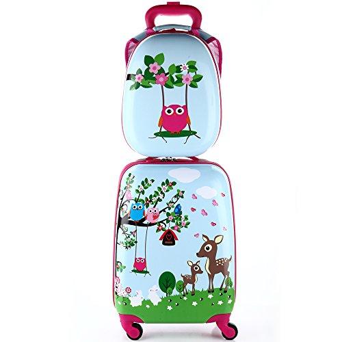 Luggage Set, Lightweight, Suitcase, Hard Shell Backpack ...