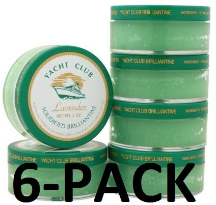 Yacht Club Lavender Solidified Brilliantine 2 oz. 6-PACK