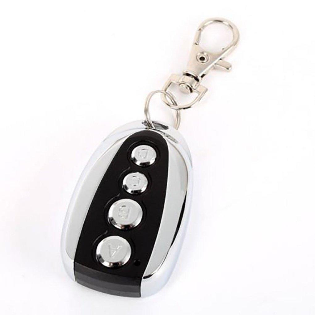 Morza Mini autom/ático Copia Universal 433 Controlador de Copia de Control Remoto inal/ámbrico de 4 Botones duplicadora Clonaci/ón de Coches Llave de la Puerta Claves