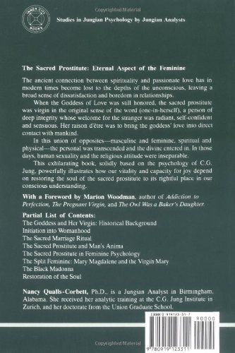Amazon the sacred prostitute eternal aspect of the feminine amazon the sacred prostitute eternal aspect of the feminine studies in jungian psychology by jungian analysts 9780919123311 nancy qualls corbett fandeluxe Choice Image