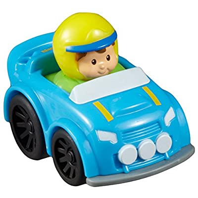 Fisher-Price Little People Wheelies Rally: Toys & Games