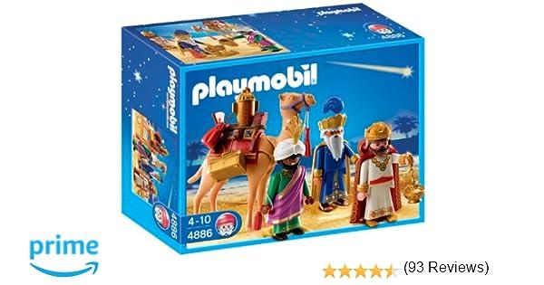 Playmobil - Reyes Magos (4886)