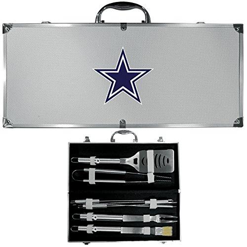 Dallas Case Nfl Cowboys (NFL Dallas Cowboys 8-Piece Barbecue Set)