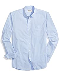 Men's Standard-Fit Long-Sleeve Dot Shirt