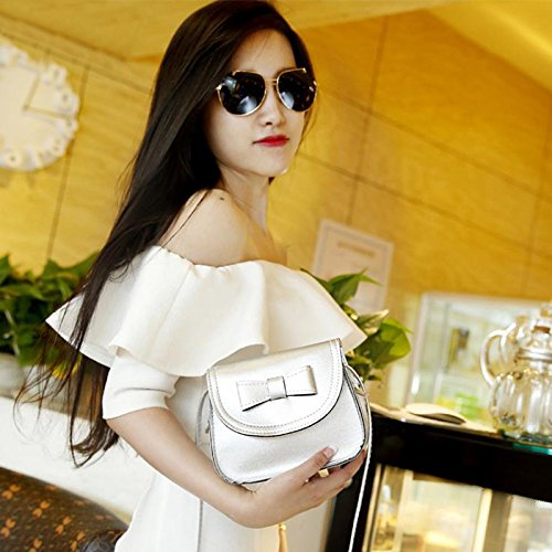 Shoulder Canvas Beige For Feixiang Bag Women Ogqx5ZPZ