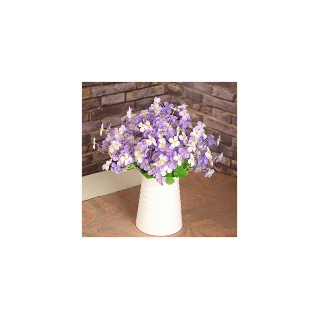 1Pc-18-Head-Artificial-Mini-Primrose-Flowers-Simulation-Bouquet-Fake-Flower-Arrangements-for-Home-Wedding-Decoration-Purple