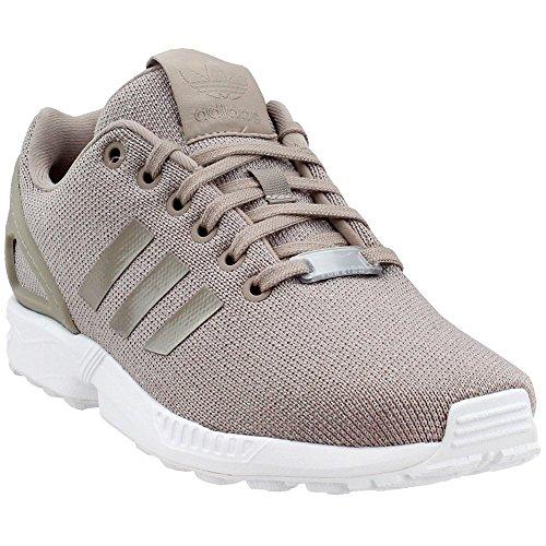 huge discount c02a0 95fca Galleon - Adidas Originals Women s ZX Flux W Running Shoe Sneaker, Vapour  Grey Vapour Grey Silver Metallic, 8 M US