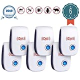 JALL Ultrasonic Pest Repeller Plug in Pest Reject, Electric Pest Control Repellent