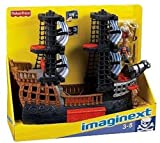 : Fisher-Price Imaginext Adventures Pirate Ship