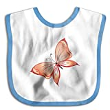 Clipart Butterfly Bibs Circo Soft Child Skin-friendly Towel RoyalBlue