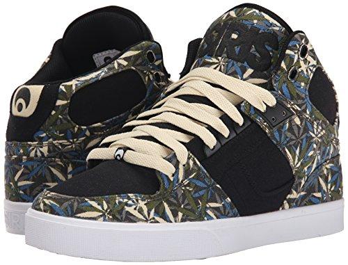 Zapatos Osiris NYC83 Vulc Negro-420