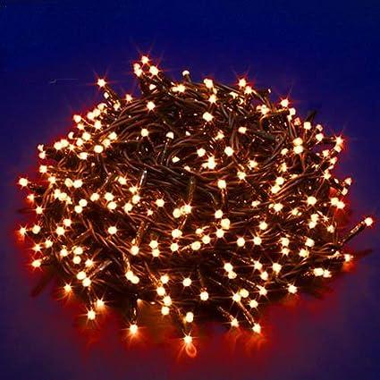 Luci Albero Natale.Minilucciola Minilucciole Luci Albero Natale Led 180 Luci Bianche Luce Bianca Calda 8 Funzioni Interno 750427